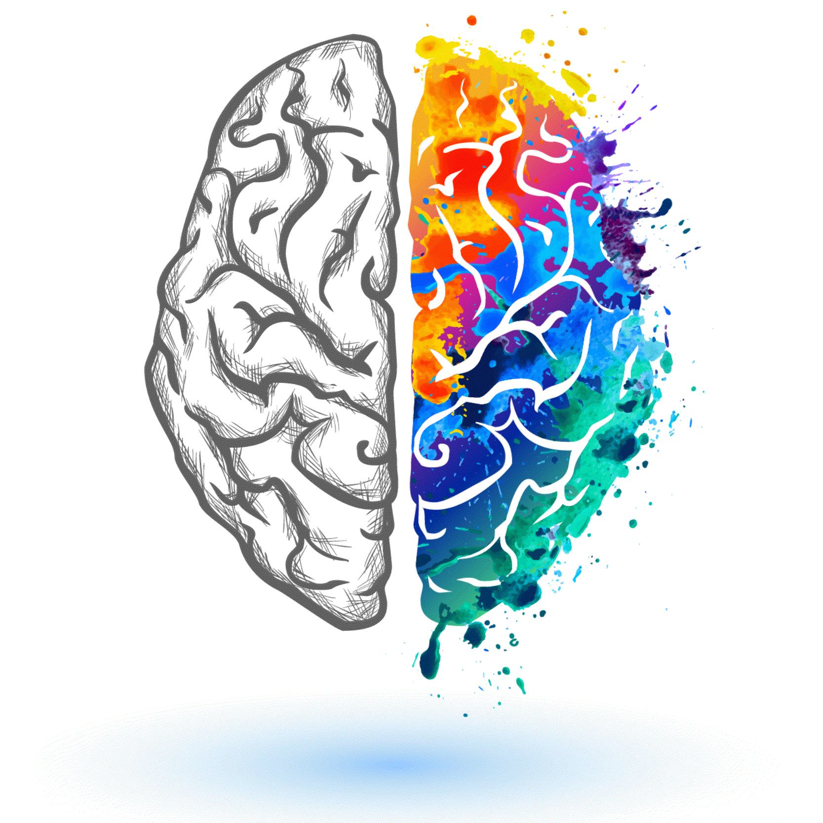 el giraldillo iii semana del cerebro en sevilla brain vector image brain vector image