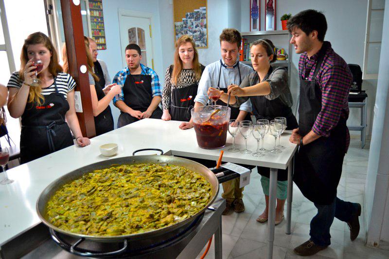 El giraldillo eventos recomendados para el 23 de octubre en andaluc a - Curso cocina sevilla ...