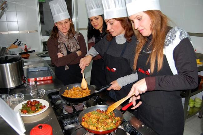 El giraldillo novatos en la cocina - Cursos gratuitos de cocina ...