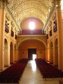 El Giraldillo Auditorio De La Merced