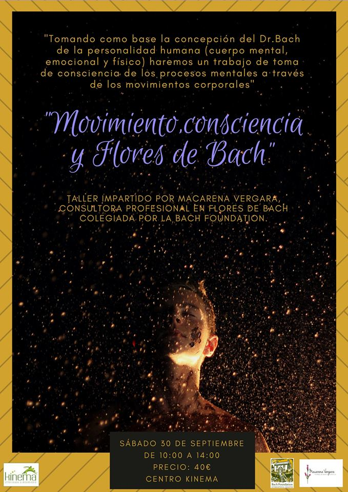 El Giraldillo Movimiento Consciencia Y Flores De Bach