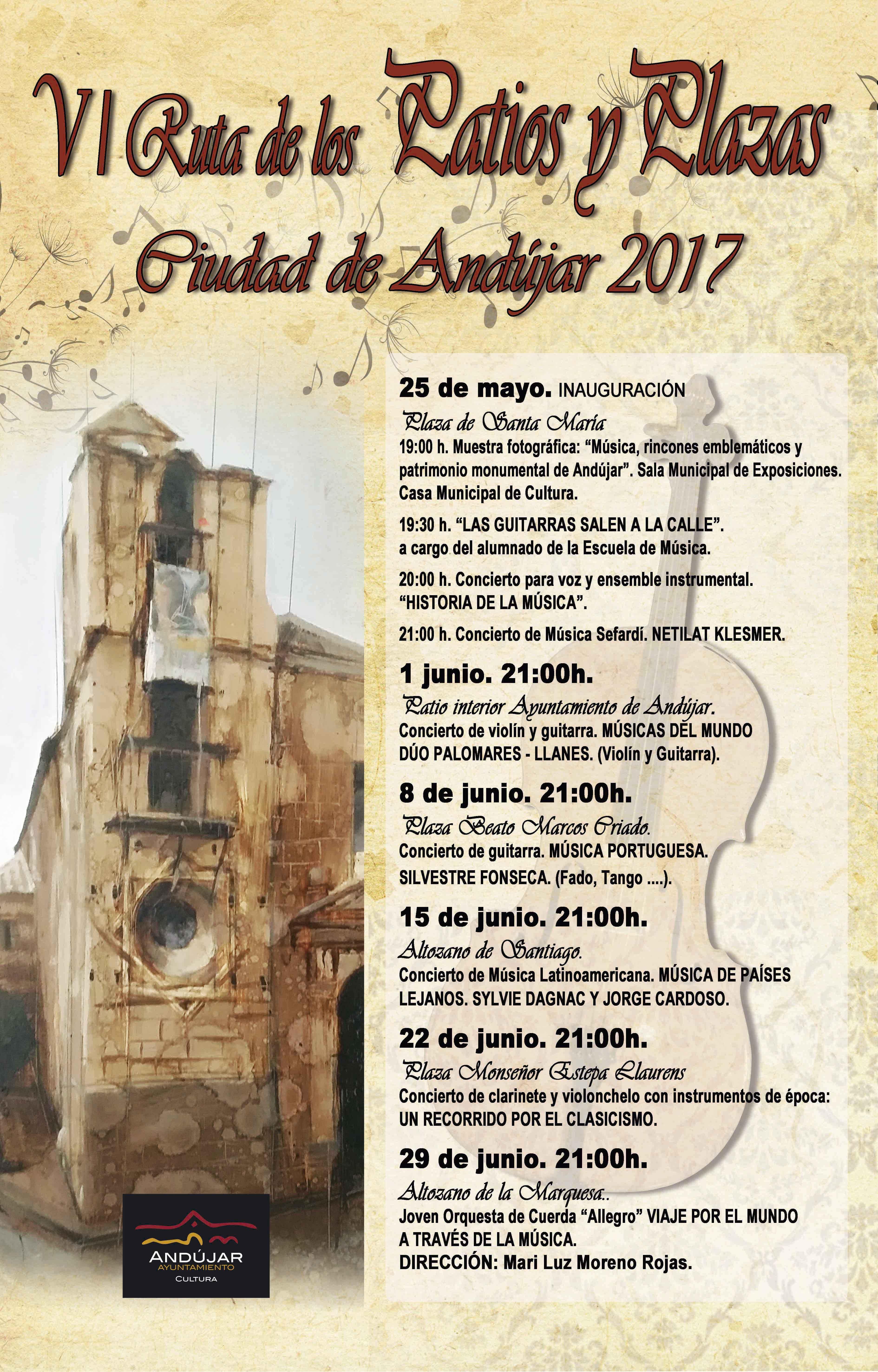 El Giraldillo - Todos los eventos del 23 de Junio en Andalucía
