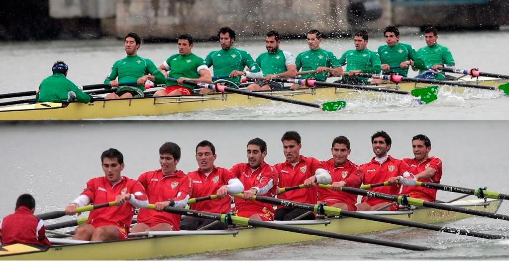 Resultado de imagen de Regata Sevilla-Betis