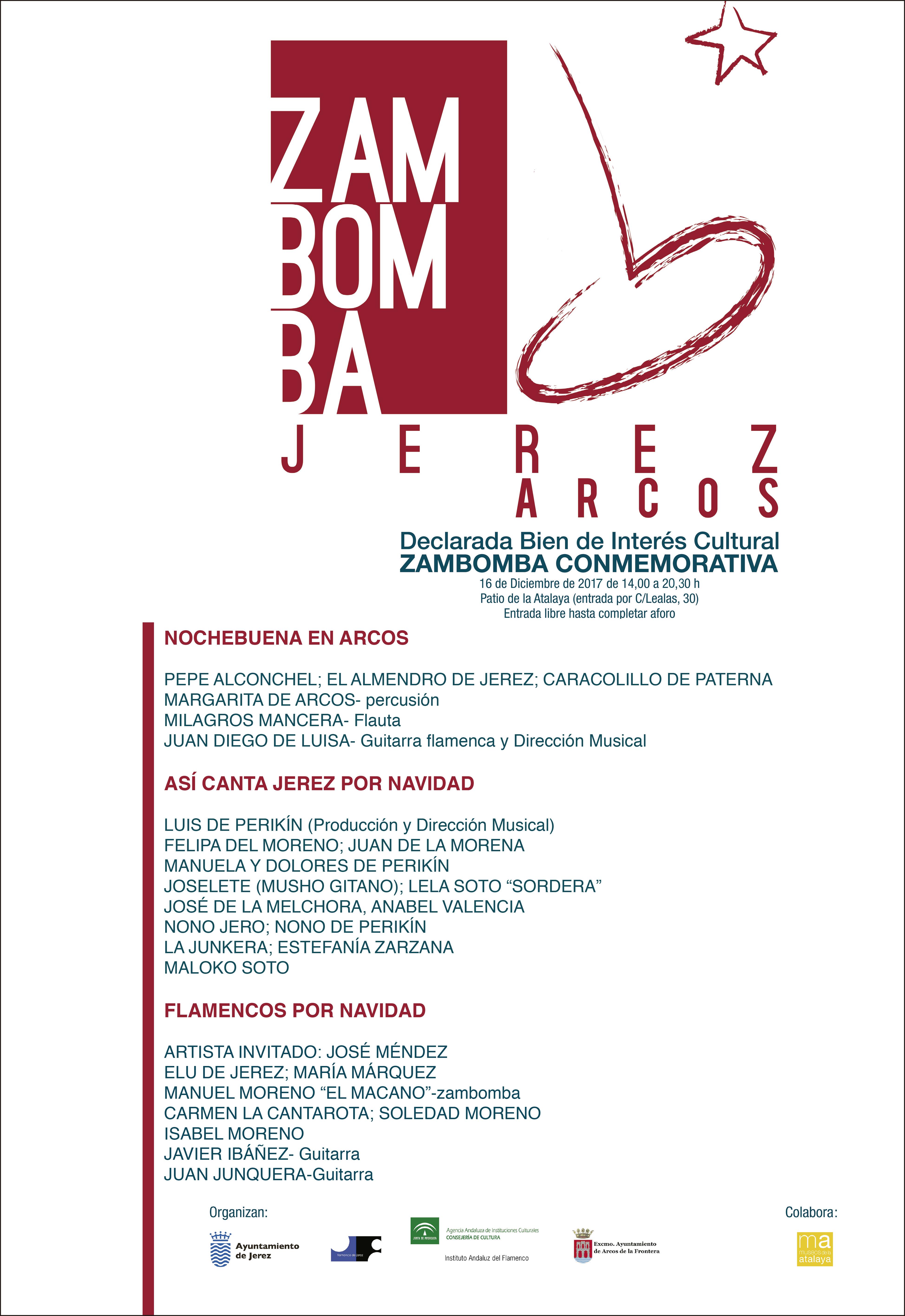 El Giraldillo - Todos los eventos del 17 de Diciembre en Andalucía