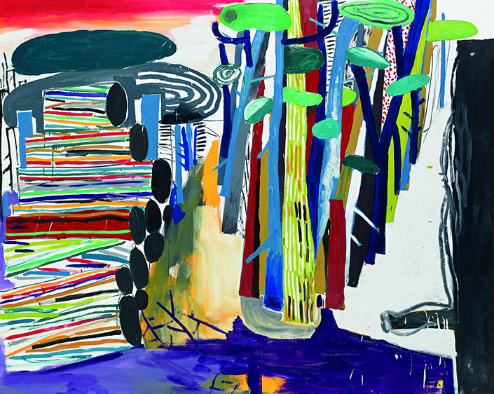 Pintura: Abraham Lacalle