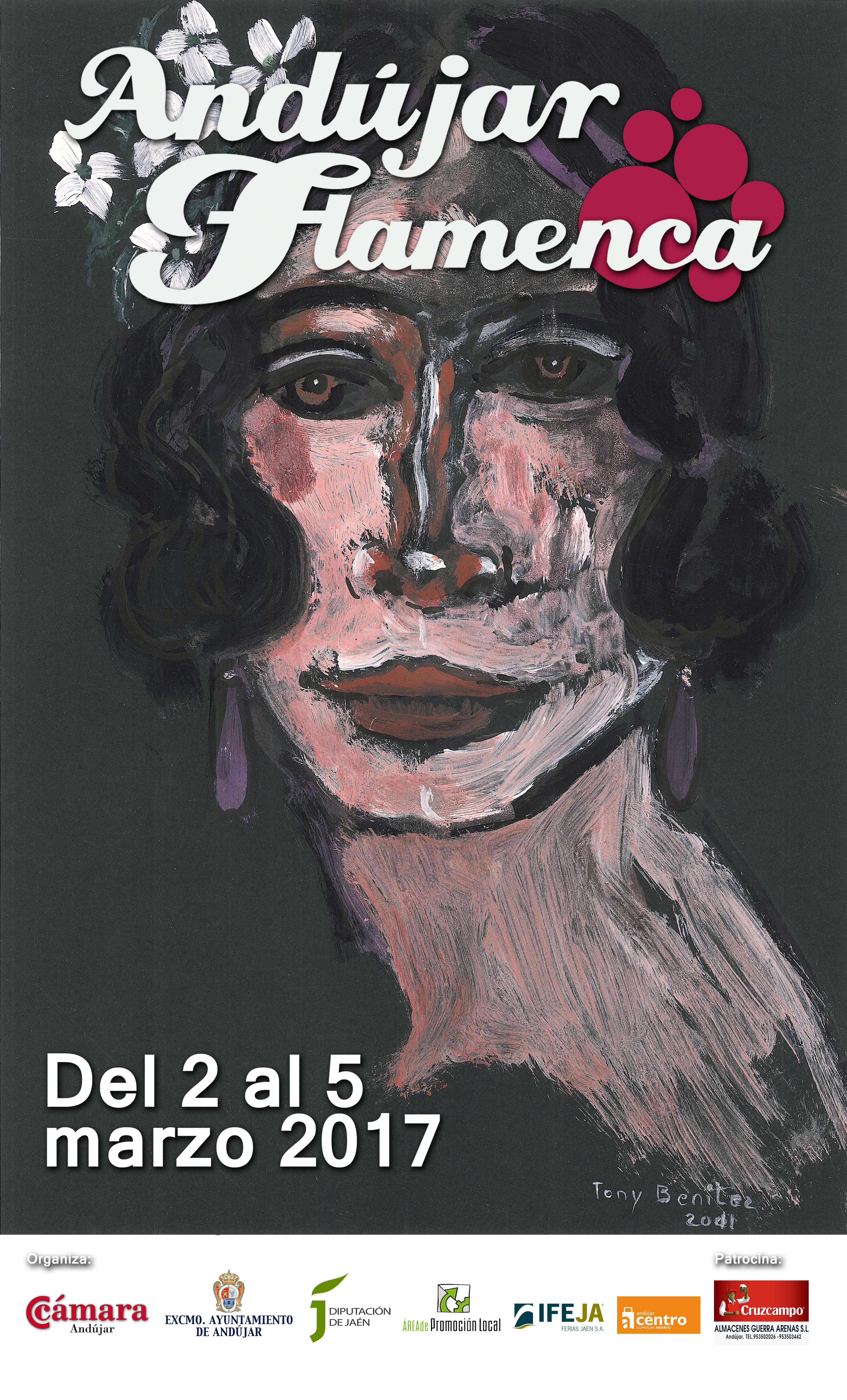 El Giraldillo Andújar Flamenca Glamour 2017