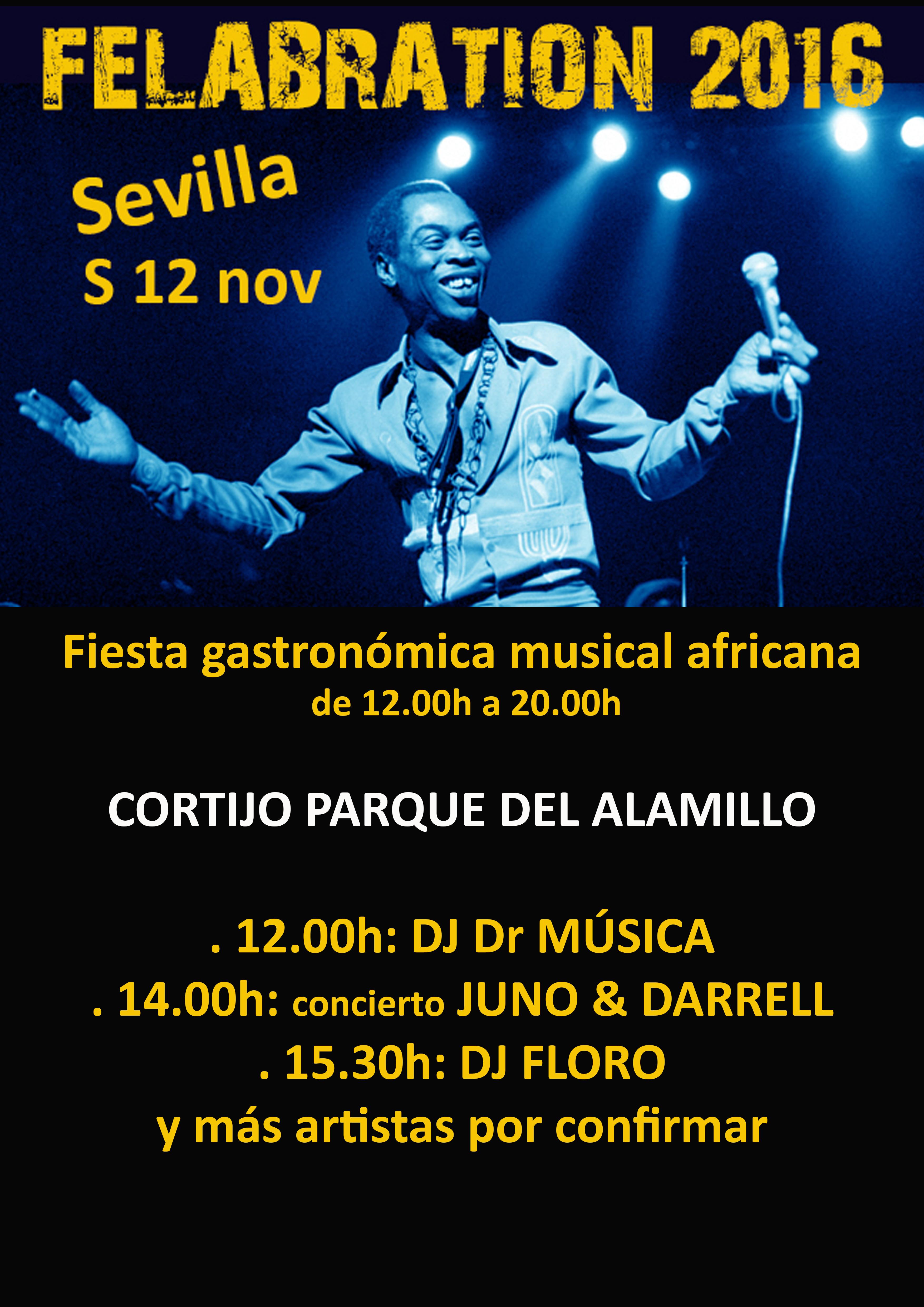 El Giraldillo Todos Los Eventos Del 12 De Noviembre En Andalucía