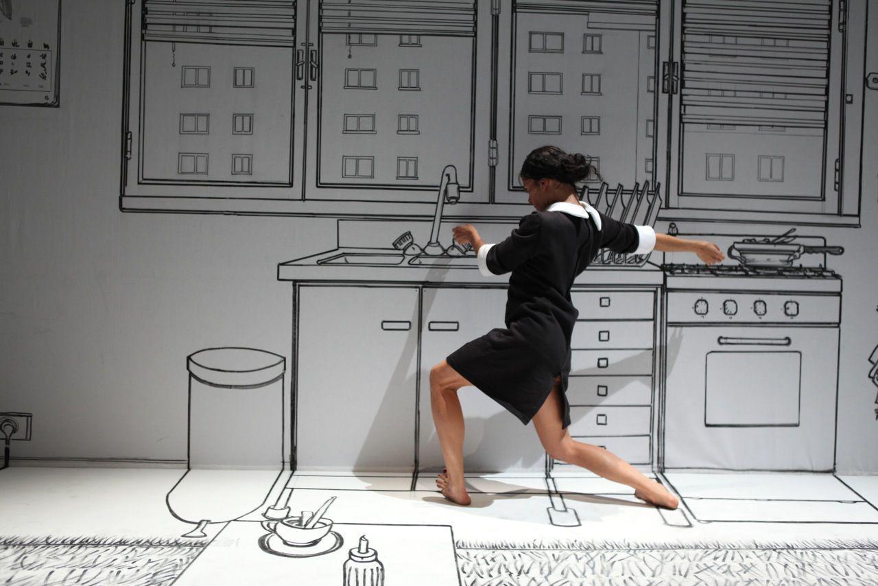 Schön In Der Küche Zu Tanzen Zeitgenössisch - Küchen Design Ideen ...