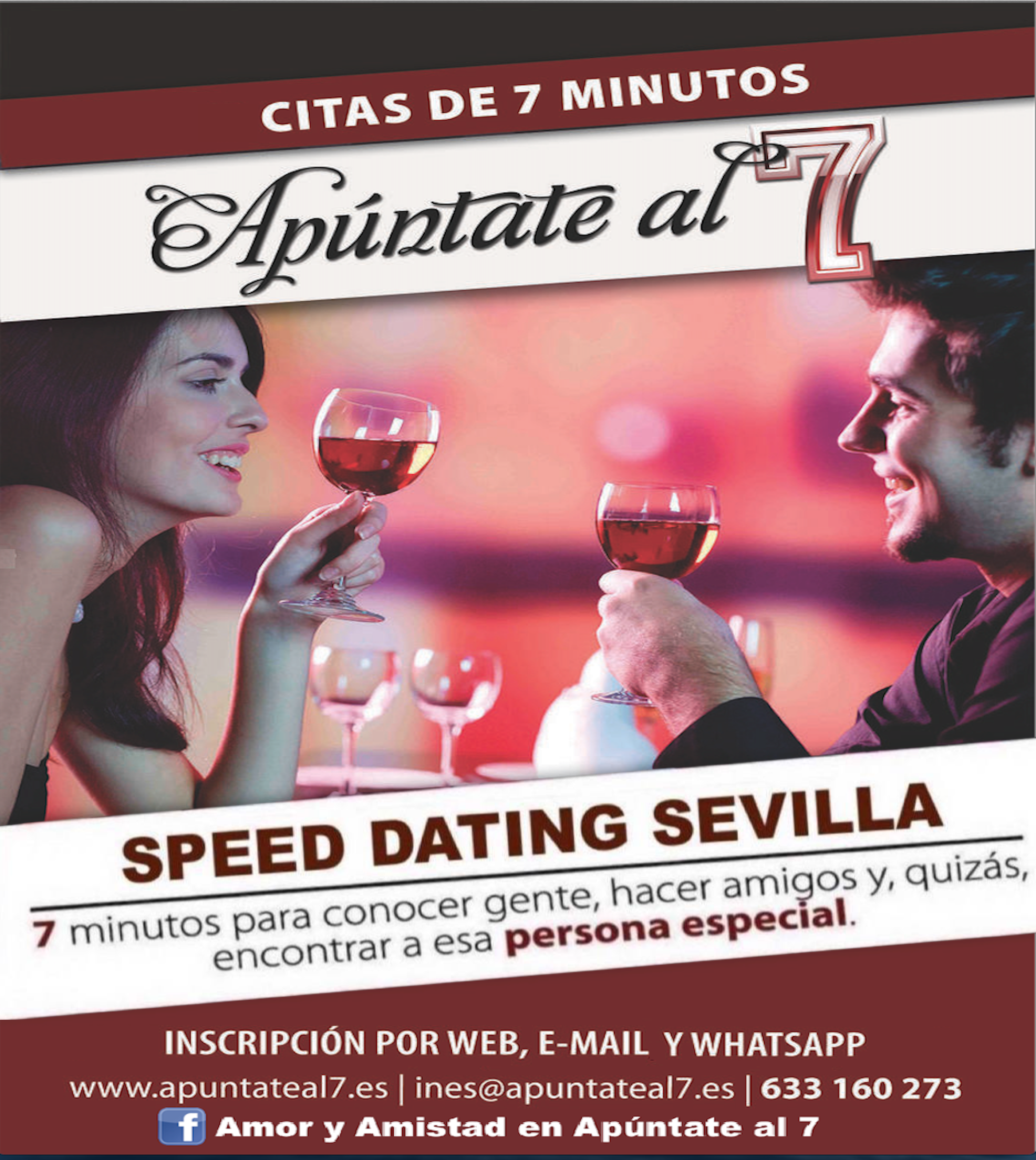 sevilla speed dating