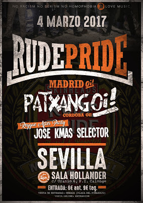 El giraldillo rude pride patxangoi for Sala hollander