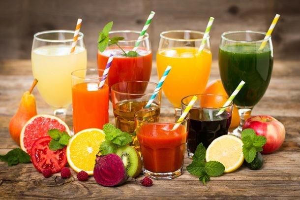 El giraldillo taller de batidos zumos y licuados - Batidos de frutas ...